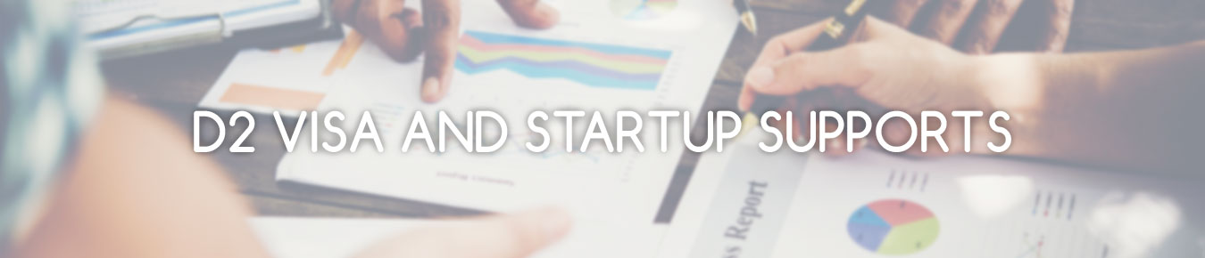 D2 Visa and Startup